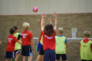 Multi Sports Camp at ISSC