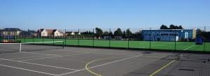 Ipswich School Sports Centre Tennis Courts
