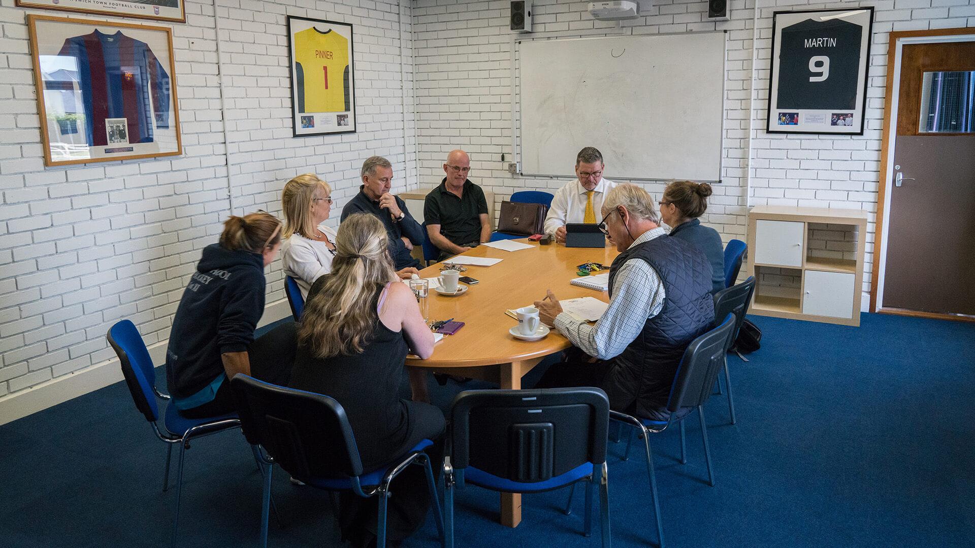 Ipswich Meeting Room Hire