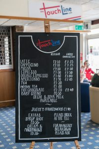 Touchline_Cafe_Board